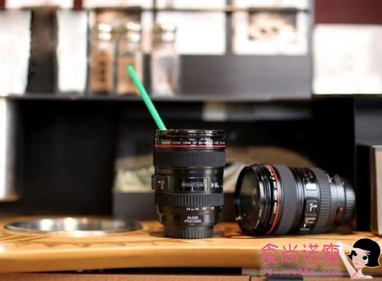 用单反镜头喝咖啡,你行动了吗?!