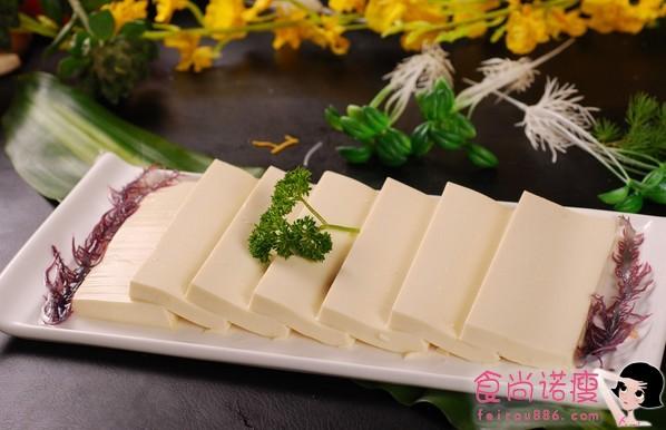 多吃豆腐易得痛风肾病动脉硬化
