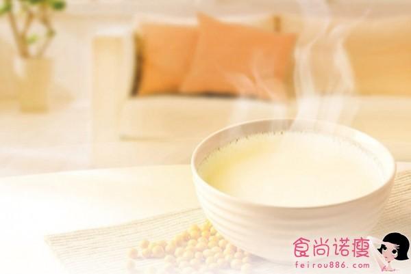 这样喝豆浆竟然还能快速减肥?