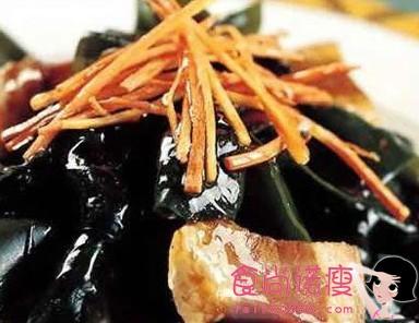 电离辐射人员 常吃海带酥肉