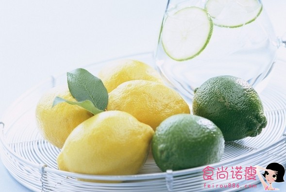 柠檬减肥方法大公开