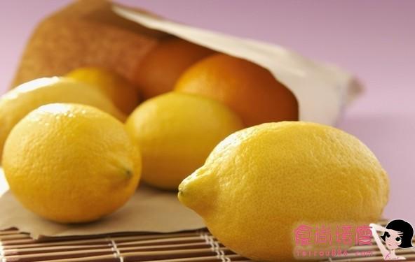 既方便快捷又便宜的柠檬汁减肥法