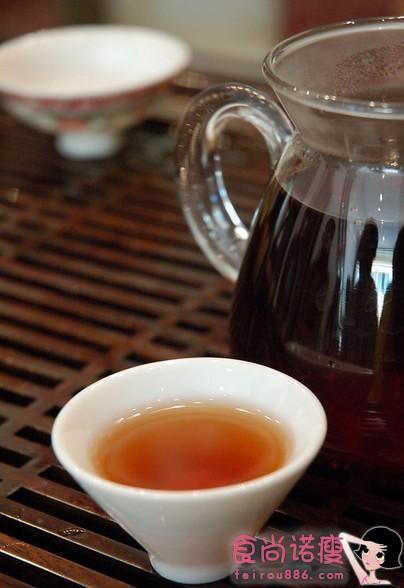 女性常喝普洱茶有助于减肥