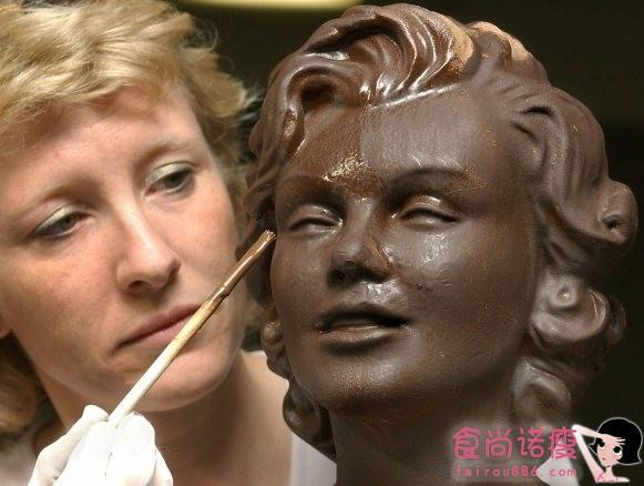 巧克力都能折腾出啥?