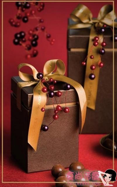 世界十大巧克力品牌榜中榜(2011)