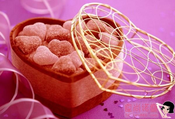 情人节为什么要送巧克力呢(一)