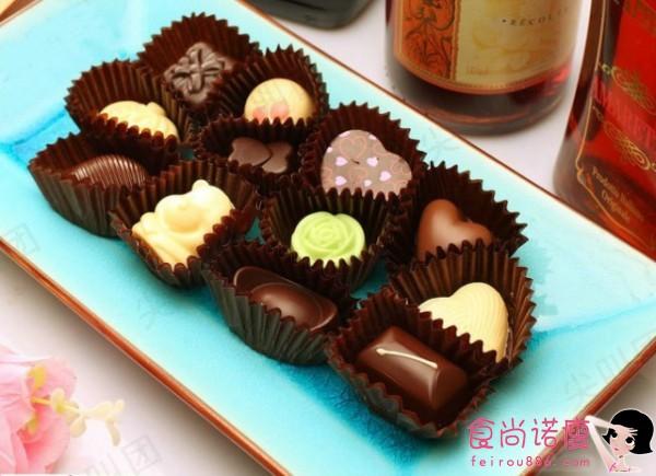 情人节为什么要送巧克力呢(二)