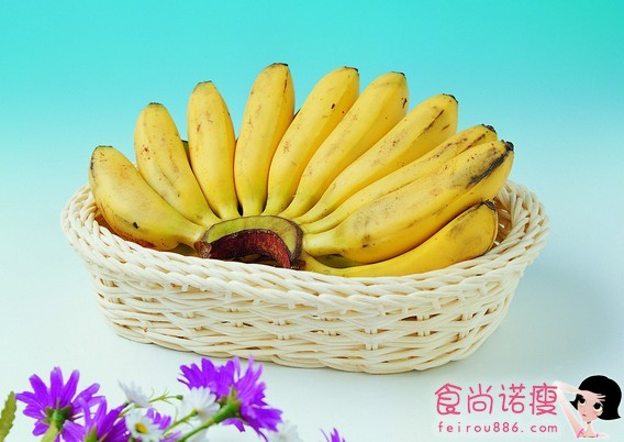 剧烈运动后疲惫时吃香蕉解乏