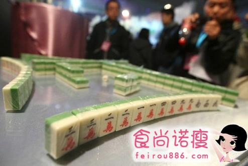 巧克力完美打造中国文化